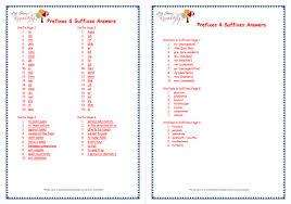 grade 3 grammar topic 21 prefix and suffix worksheets lets