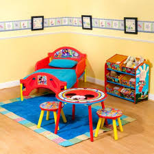 Disney Home Decor Ideas Mickey Mouse Clubhouse Room Transformation Kit Disney King Size