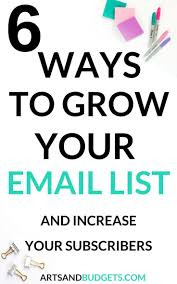 6 Ways To Find More 1066 Best Email Marketing Tips Images On Pinterest Email List