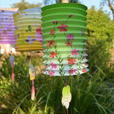 oriental design printed lanterns lanternshop com au