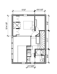 Backyard Apartment Floor Plans Gallery A Shingled Backyard Cottage Studio Eccos Design Small