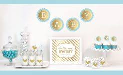 baby shower kits baby shower decorations for table 31 ba shower dessert table