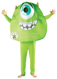 monsters inc costumes monsters inc mike costume tv book and costumes mega fancy