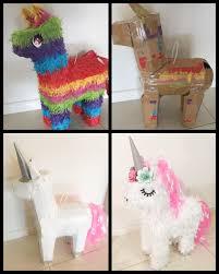 kmart piñata turned into a unicorn kmarthack unicornparty