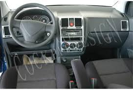 Hyundai Getz Interior Pictures Hyundai Getz 09 02 08 05 Interior Dashboard Trim Kit Dashtrim 4
