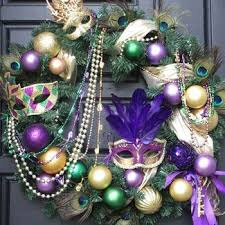 mardi gras bead wreath mardi gras wreath 17 cool things to do with your mardi