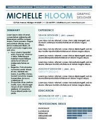 modern resume template modern resume template psd word modern