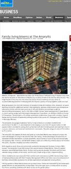 Seeking Quezon City The Amaryllis New Manila Quezon City Gd Real Estate