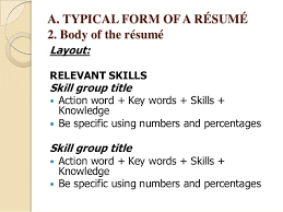 Key Verbs For Resume Resume For Theatre Major Grace Homework Site Malaysia