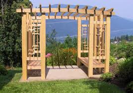 Arbors And Pergolas by Custom Trellises Arbors And Pergolas Sonoma County Redwood