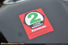 kawasaki emblem kawasaki z250sl review u2013 a lady rider u0027s take