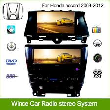 2009 honda accord bluetooth 8 inch touch screen for honda accord 20082009201020112012 in dash