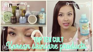 Best Skin Care Brand For Oily Skin Part 1 Top 10 Best Korean Cult Must Have Skincare Product