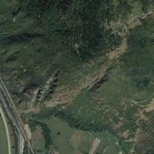 la chambre 73 photo satellite la chambre vue aérienne la chambre 73130