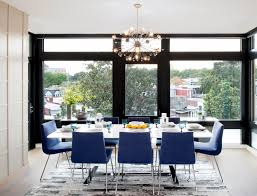 Blue Dining Set by Dining Room By Amy Elbaum Dining Room Inspiration Pinterest