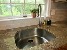 Kitchen Faucet Placement Single Faucet Placement For Undermount Sinks Kitchen