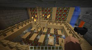 Glowstone Chandelier Mc 7010 Akward Stronghold Torch Placement Jira