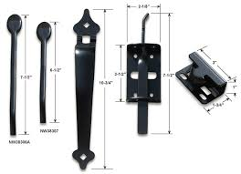 nationwide industries ornamental thumb latches w lever for wood