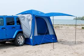 Ford Raptor Truck Tent - sportz minivan u0026 suv tent camping tent from napier ships free