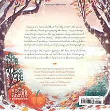 thanksgiving in the woods phyllis alsdurf lovlie