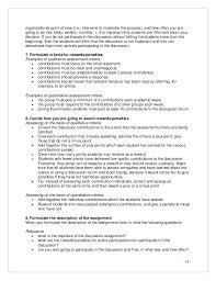 Example Of Education Resume by Reader Starting E Learning At College Of Education Zambia