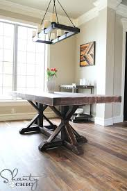 Diy Dining Table Plans Free by Diy Rustic Dining Table U2013 Thelt Co