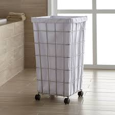 Laundry Hamper With Wheels by Articles With Antique Wire Laundry Basket On Wheels Tag Wire