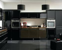 meuble de cuisine noir meuble de cuisine noir meuble cuisine noir meuble cuisine noir laque