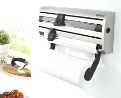distributeur papier cuisine distributeur de rouleau de papier essuie tout 3 royal metal with