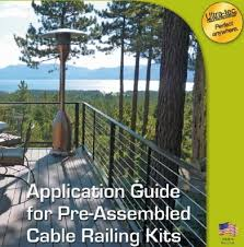 Banister Railing Kits 30 Best Diy Cable Railing Kits Images On Pinterest Cable Railing