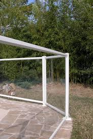 piscine en verre cloture de piscine en verre securit et aluminium clairalu securite