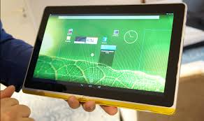 run windows on android intel bay trail prototype tablets run windows or android at qhd res