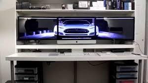 best gaming desk ikea l shaped setup the galant goto of photos hd