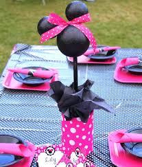 Centerpieces For Minnie Mouse Party by 105 Best Minnie Mouse Bowtique Party Ideas Images On Pinterest