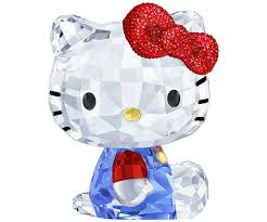 kitty red bow black friday swarovski shop