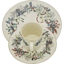 lenox winter greetings dinnerware lennox winter greetings plaid