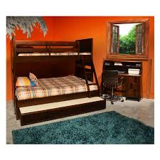 Bunk Bed Nightstand Nova Twin Over Full Bunk Bed El Dorado Furniture