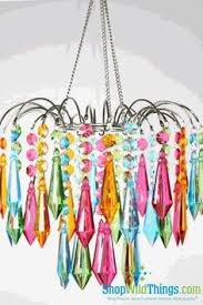 Little Girls Chandeliers Large Multi Coloured Chandelier By Out There Interiors Home