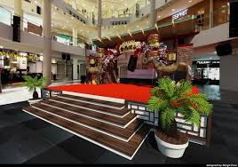 New Year Decorations 2014 Pinterest by Chinese New Year Mall Decorations By Alphonse Leong Via