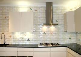 kitchen glass tile backsplash tiles for kitchen backsplash light green glass subway tile kitchen