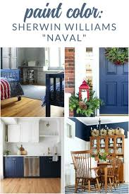 sherwin williams navy blue kitchen cabinets sherwin williams naval sw6244 my favorite paint colors