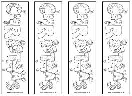 my christmas activity gift for library classes bookmarks esl