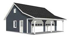 garage plans with porch garage plans roomy 2 car garage plan with 6 ft front porch