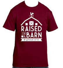 Raised In A Barn Raised In A Barn Short Sleeve U2013 Cultivated Threads