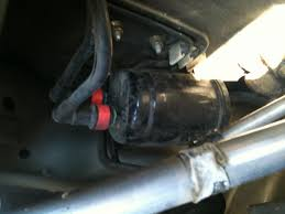 2005 toyota corolla fuel filter where is the fuel filter in my 04 6i mazda 6 forums