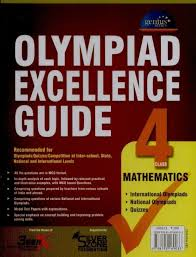 olympiad excellence guide mathematics class 4 buy olympiad