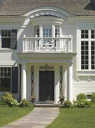 simple house balcony design of latest inspirations and things we love white clapboard houses front entry hanging front