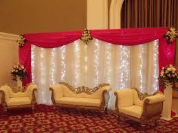wedding backdrop on stage wedding ideas backdrop decoration for wedding awesome indian