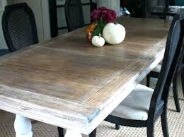 Refurbished Dining Tables Refinished Dining Table Refinishing A Dining Room Table Best Ideas