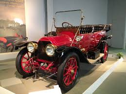 1906 cadillac model m tulip tourer early single cylinder 07